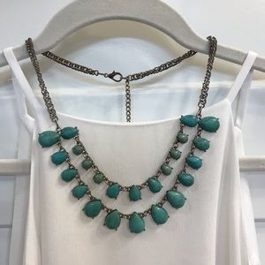 FRANCESCAS turquoise necklace